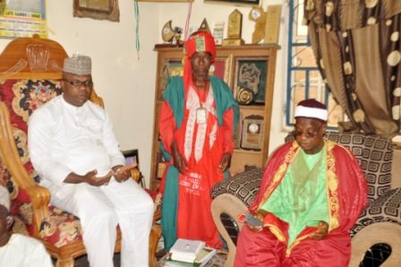 Making Nigeria A National Village: Reaching Out To Traditional Rulers And Native Communities