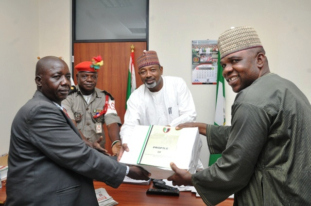 CCG Presents NESO Profile to National Assembly.
