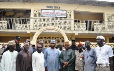 Working Visit to NESO's Borno State Command HQ, Maiduguri