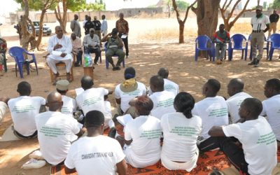 NESO Officers' Capacity Building at Lafia